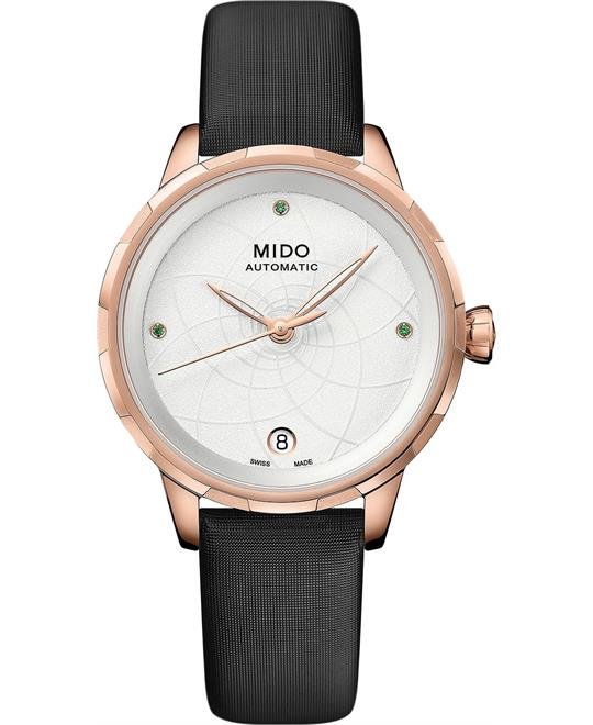 Mido Rainflower M043.207.37.019.00 Watch 34mm