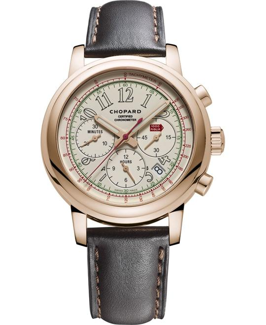 MILLE 161274-5006 MIGLIA 2014 RACE EDITION IN 18K ROSE 42MM