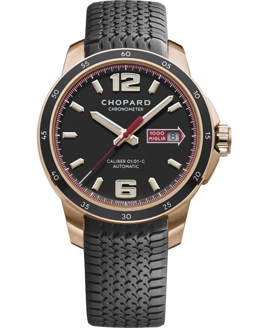 MILLE 161295-5001 MIGLIA GTS AUTOMATIC 18K ROSE 43MM