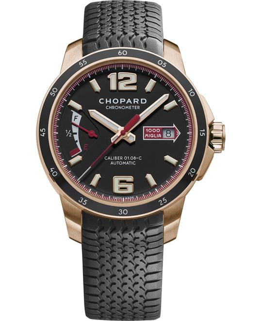 Chopard Mille 161296-5001 Miglia Gts Power Control 18k 43mm