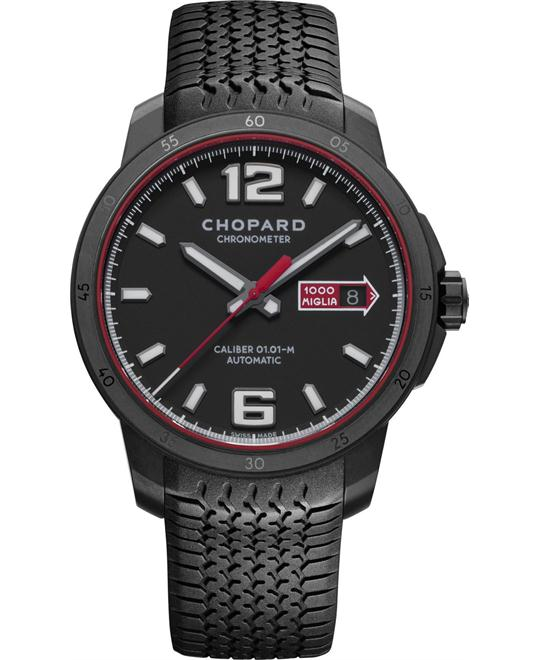 Chopard Mille Miglia 168565-3002 Gts Auto Dlc Limited 43mm