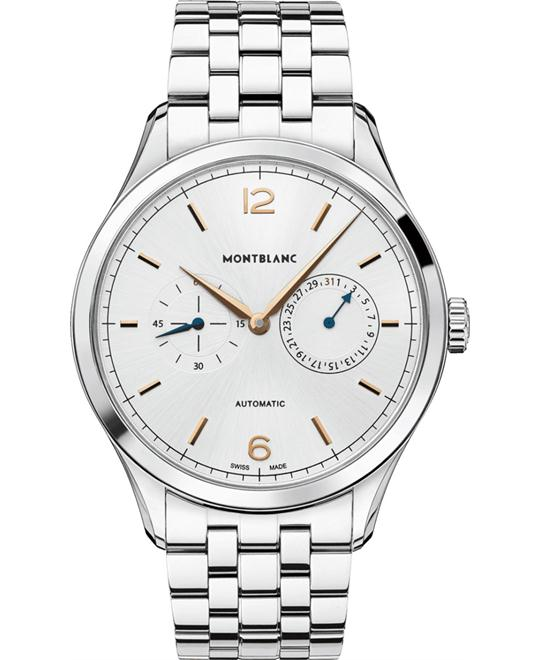 MONTBLANC 114873 Heritage Chronométrie Automatic Watch 40mm