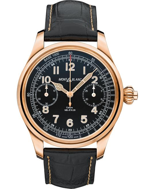 Montblanc 1858 112637 Chronograph Tachymeter Limited Edition 47mm