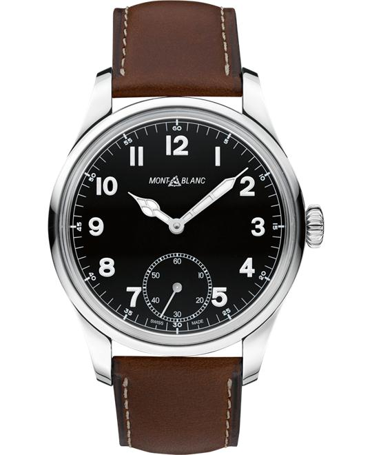 Montblanc 1858 112638 Manual Small Second 44mm