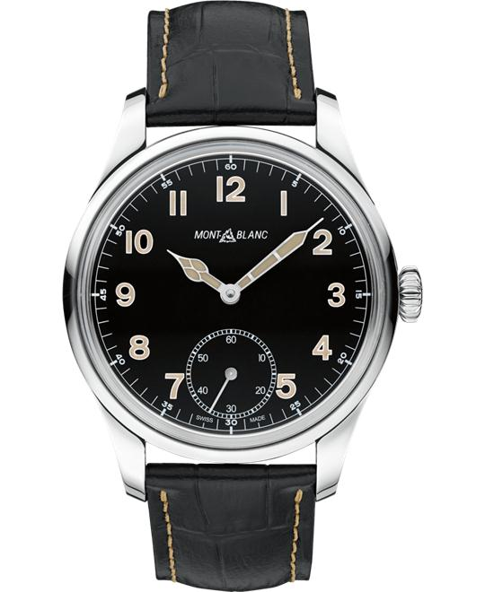 đồng hồ nam Montblanc 1858 113860 Manual Small Second Limited Edition 47mm