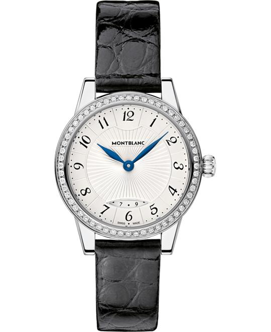 Montblanc Bohème 111208 Diamonds Quartz Watch 27mm