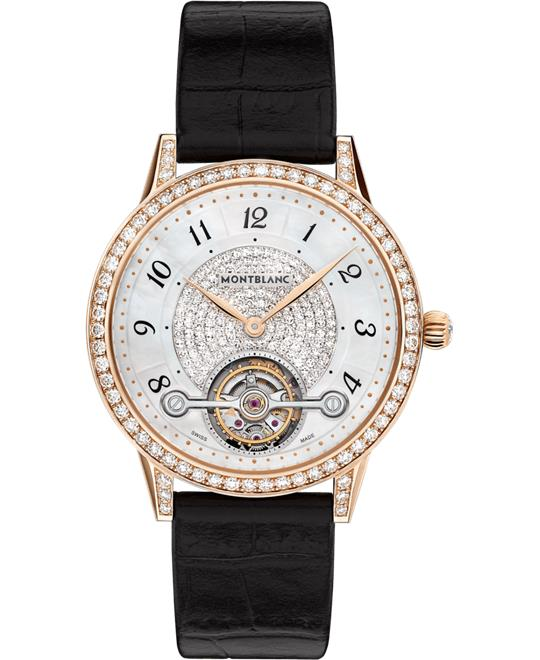 Montblanc Bohème 114737 Exo Tourbillon Slim Jewelry 38mm