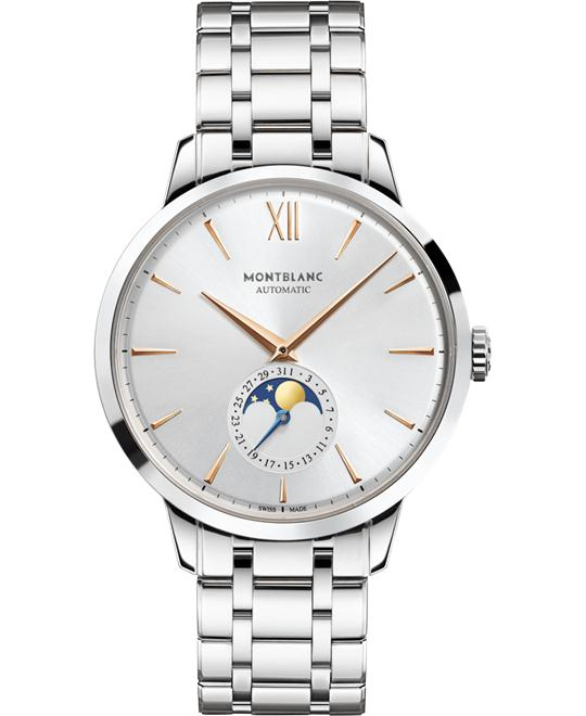 Montblanc Heritage 111621 Spirit Moonphase Automatic 43mm