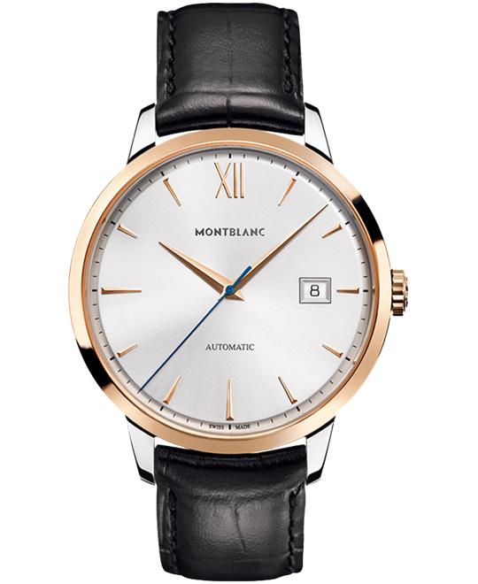 Montblanc Heritage 111624 Spirit Date Automatic 39mm