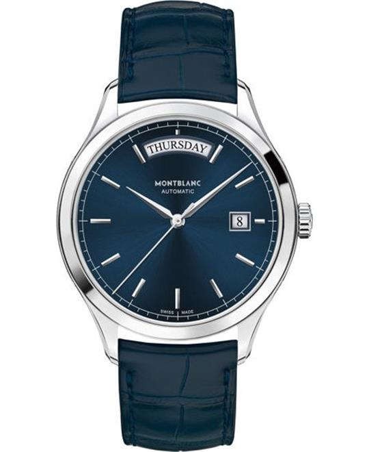 MSP: 88191 Montblanc Heritage 118225 Automatic Watch 38mm
