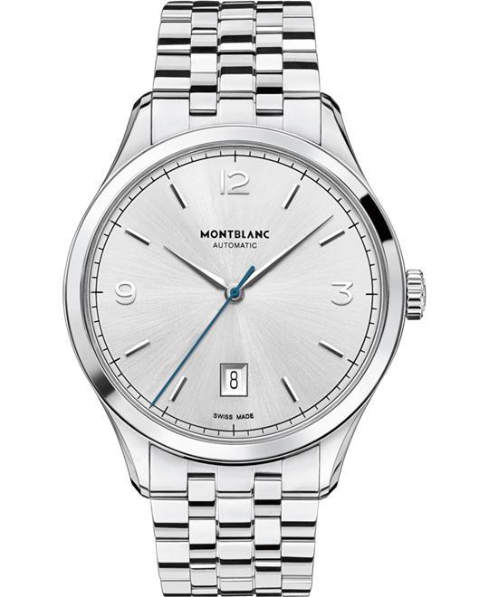 MSP: 68709 Montblanc Heritage Chronométrie Automatic 112532 40mm