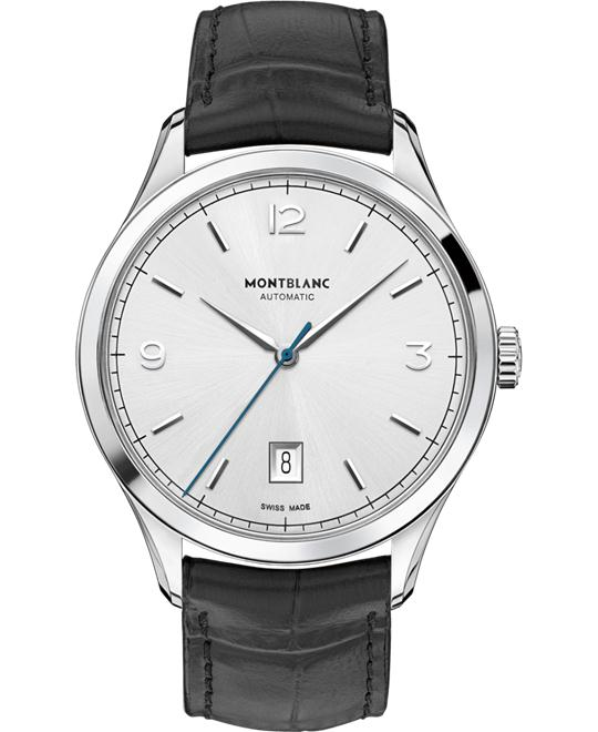 Montblanc Heritage Chronométrie Leather Strap 112533 40mm