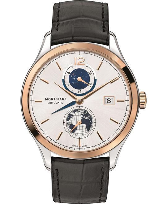 MSP: 68704 Montblanc Heritage Chronométrie Limited 43mm