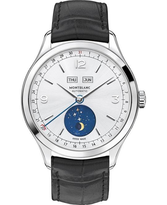 MSP: 68702 Montblanc Heritage Chronométrie Quantième 112539 40mm