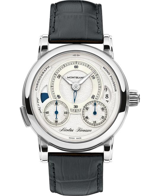 Montblanc Nicolas Rieussec II 111873 Chrono Limited 43mm