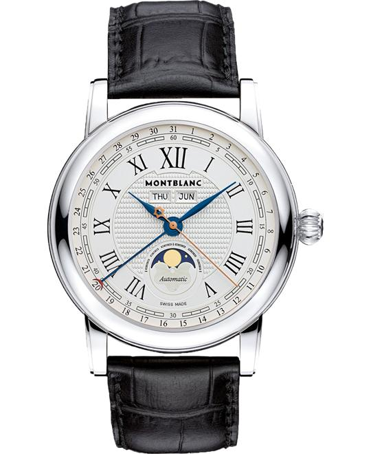 Montblanc Star 113645 Moonphase Automatic Mens Watch 42mm