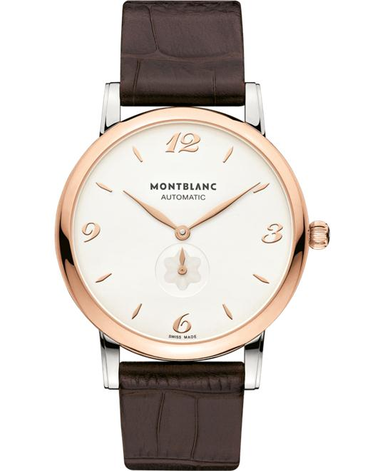 Montblanc Star Classique 107309 18K Red Gold Automatic 40mm
