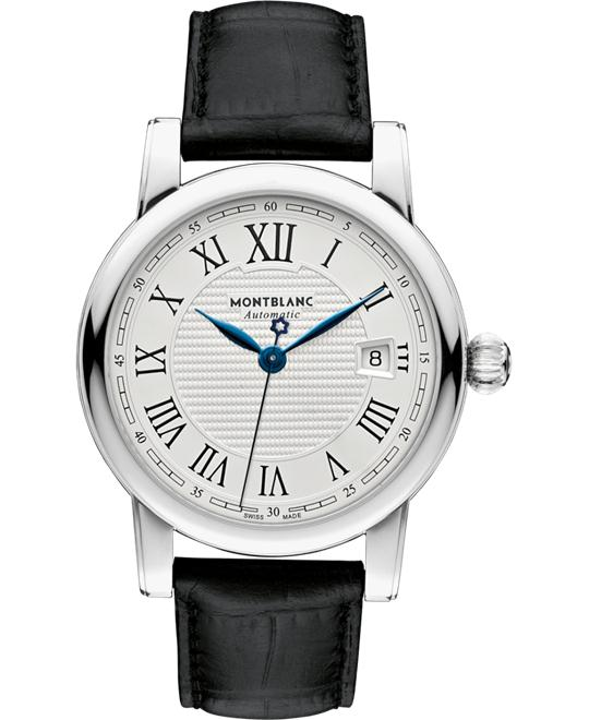 Montblanc Star 107114 Date Automatic 39mm