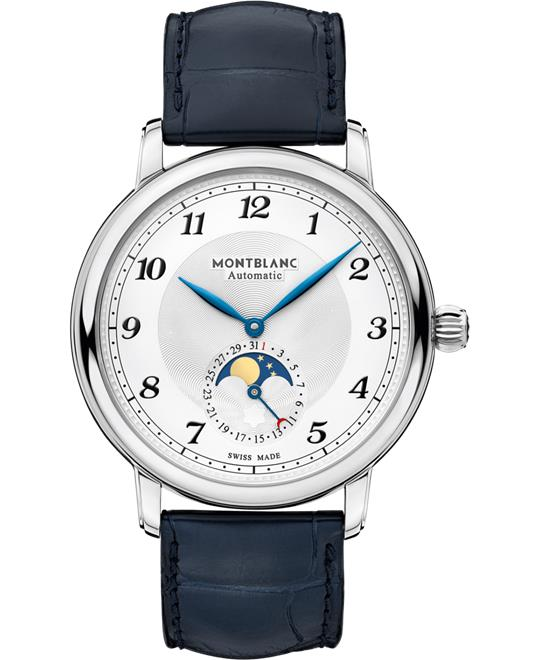 đồng hồ nam automatic Montblanc Star Legacy 117578 Moonphase 42mm