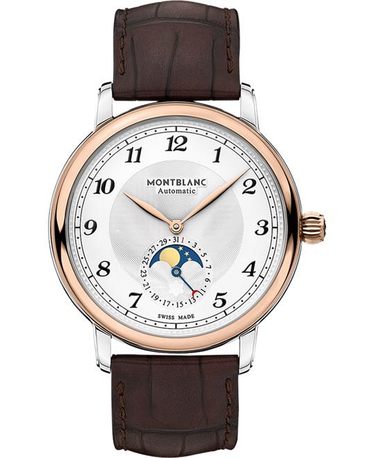 đồng hồ Montblanc Star Legacy 117580 Moonphase Watch 42mm