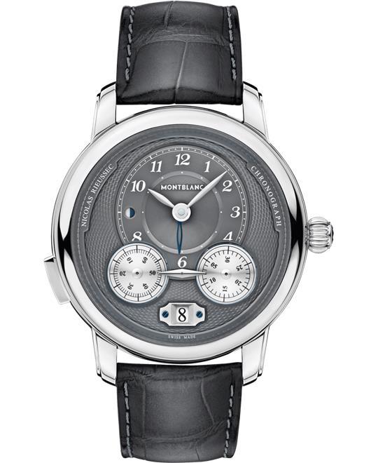 đồng hồ nam automatic Montblanc Star Legacy 119954 Nicolas Rieussec Chrono 44.8