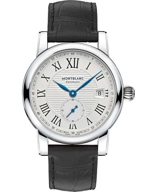 Montblanc Star Roman Small Second Automatic 111881 40mm