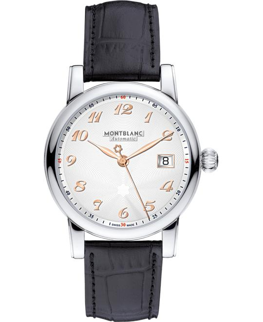 Montblanc Star Traditional 113849 Automatic Leather 40mm