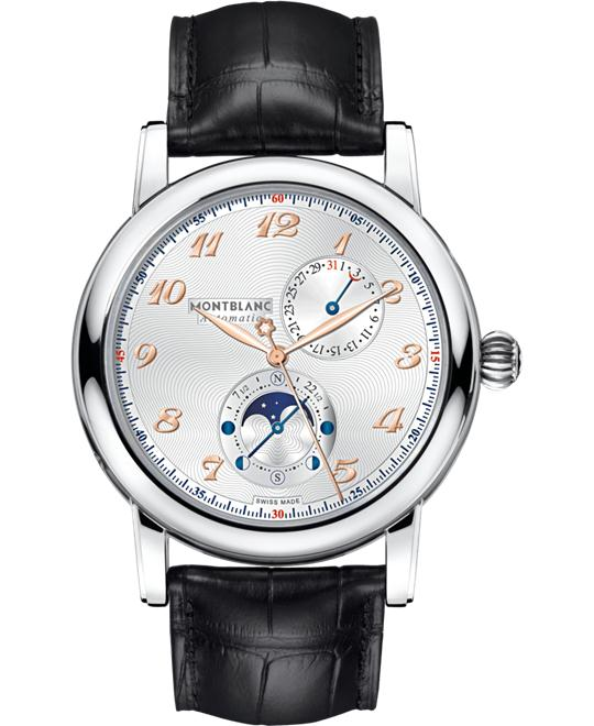 Montblanc Star Traditional Twin Moonphase 113848 43mm