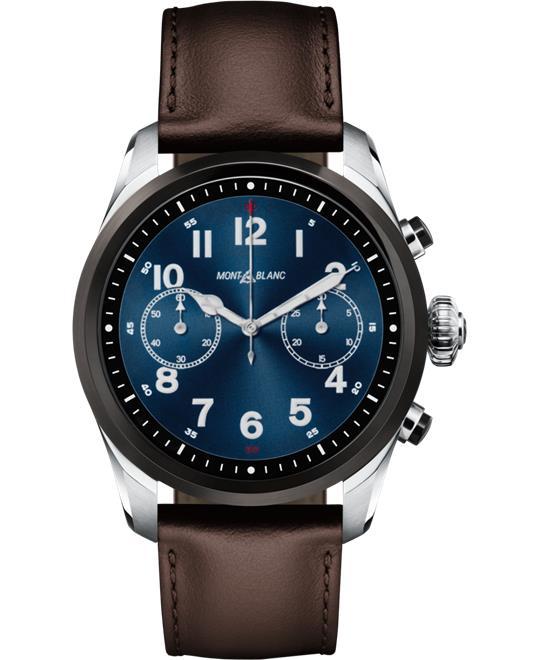 đồng hồ thông minh Montblanc Summit 2 119439 Smartwatch Watch 42mm