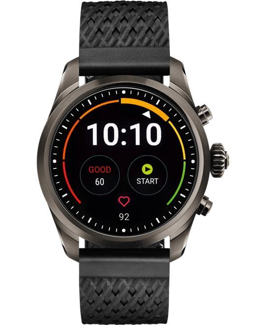 đồng hồ thông minh Montblanc Summit 2 119441 Titanium Sport Edition 42mm