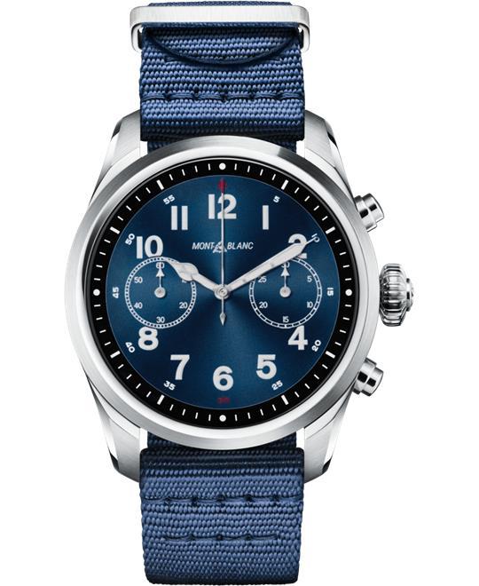 đồng hồ thông minh Montblanc Summit 2 119561 Nylon 42mm