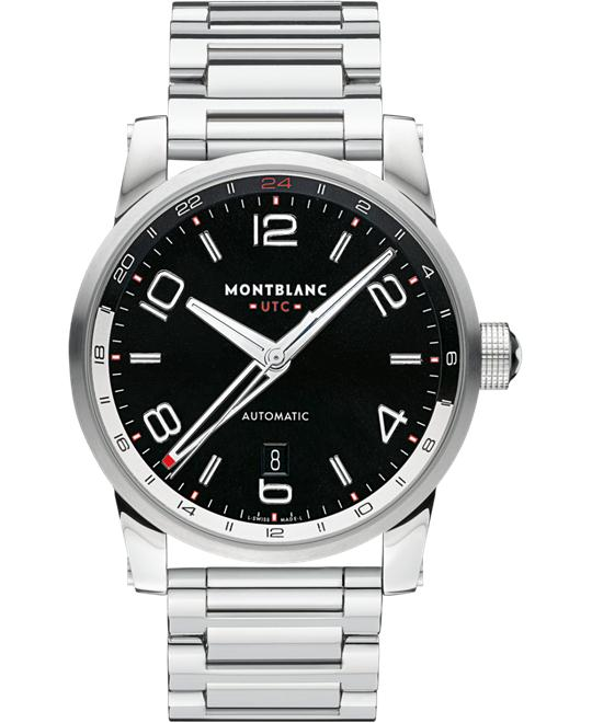 Montblanc TimeWalker 109135 Voyager UTC Automatic 43mm