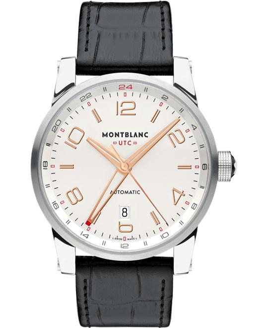 Montblanc TimeWalker 109136 Voyager UTC Automatic 43mm