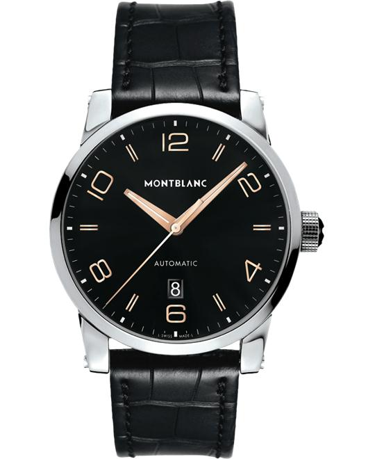 Montblanc TimeWalker 110337 Automatic Leather 42mm