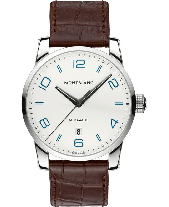 Montblanc TimeWalker 110338 Date Automatic Watch 42mm