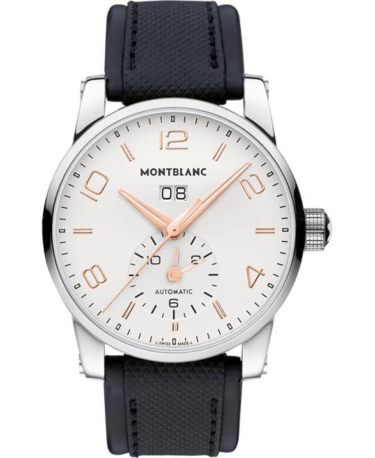 Montblanc TimeWalker 110579 Automatic Dual Time 39mm