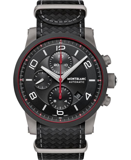 Montblanc TimeWalker 113827 Urban Speed Chronograph E-Strap 43mm