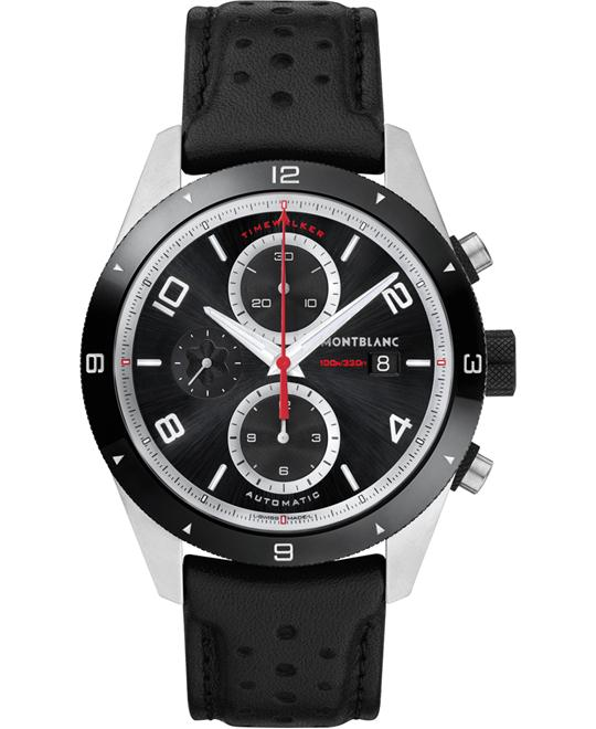 Montblanc TimeWalker 116098 Chronograph Automatic Watch 43mm