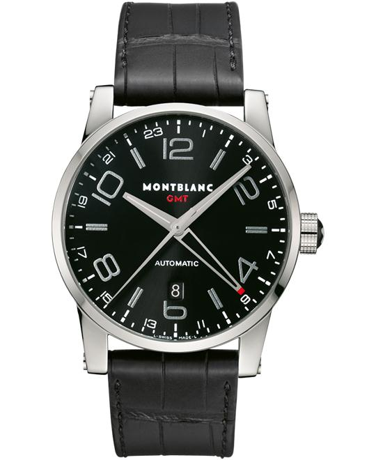 Montblanc Timewalker 36065 GMT Automatic Watch 42mm