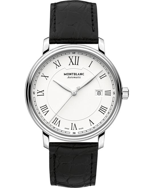 Montblanc Tradition 112609 Date Automatic Watch 40mm