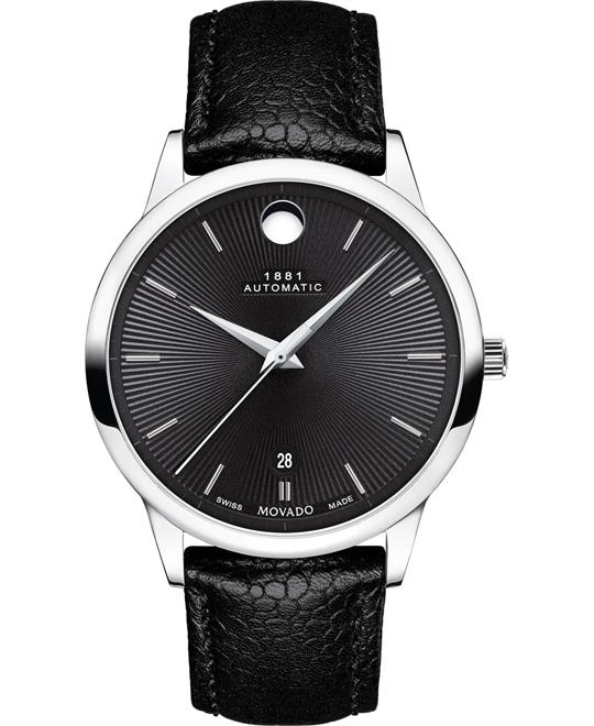 Movado 1881 Automatic Watch 39mm