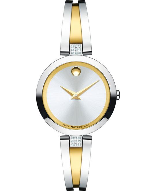 Movado Aleena Diamonds Women's Watch 27mm