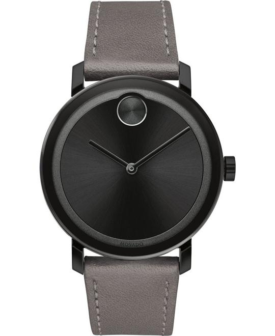 Movado Bold Grey Men's Watch 40mm