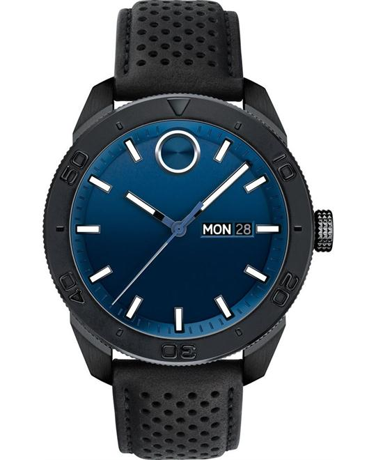 Movado Bold Black Men's Watch 43.5mm