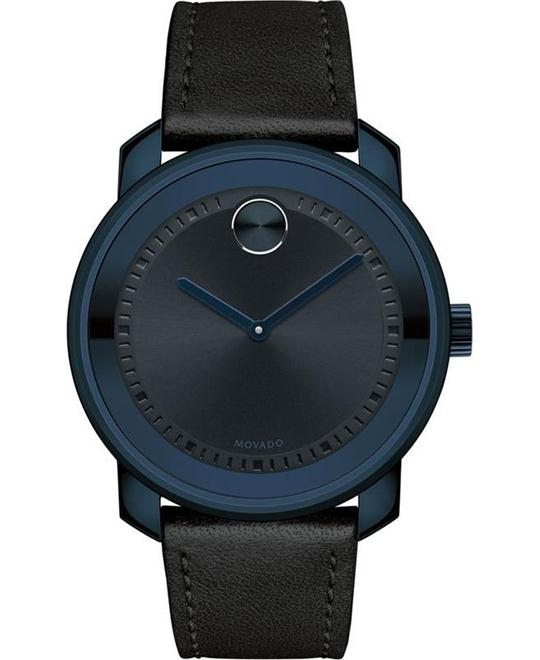 MOVADO Bold Blue Unisex Watch 42.5mm