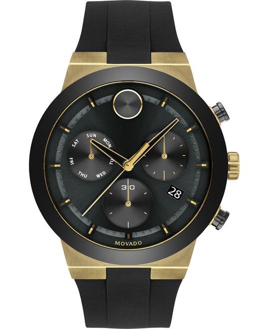 đồng hồ nam Movado Bold Evolution Chronograph Watch 44.5mm