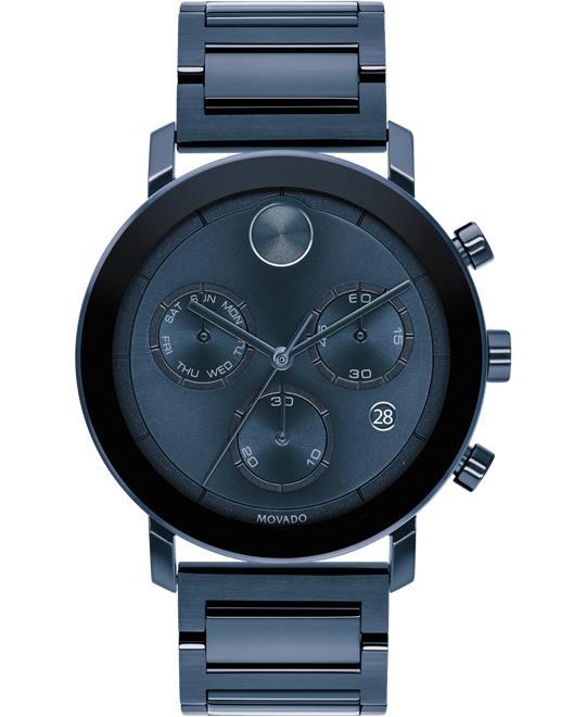 MSP: 90343 Movado Bold Evolution Men's Watch 42mm