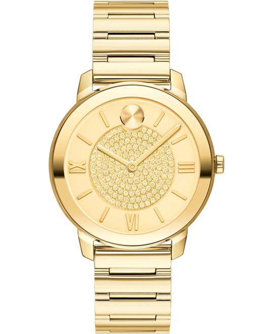 Movado Bold Gold Watch 32mm