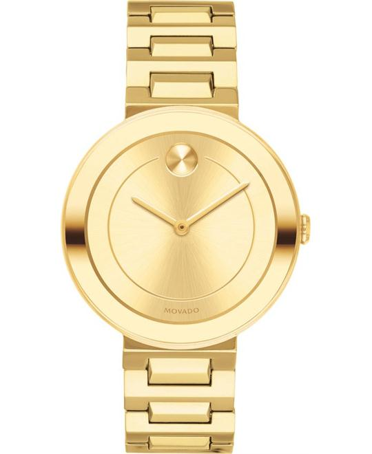 Movado Bold Light Ladies Watch 34mm