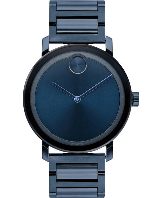 Movado Bold Blue Men's Watch 40mm